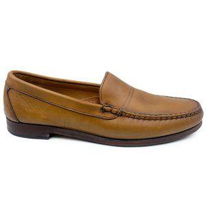 Allen Edmonds Sanibel Leather Slip On Loafers